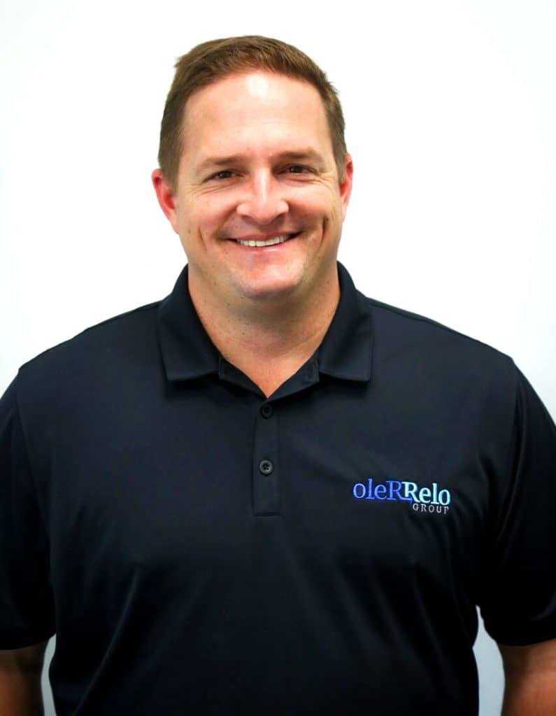 Bryan Oler, oleRRelo Employee