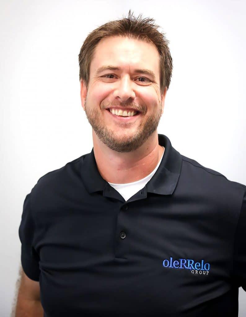Kevin Crofoot, oleRRelo Employee