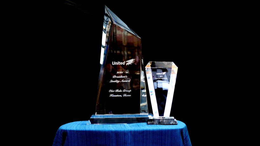 United Van Lines President's Quality Award 2021